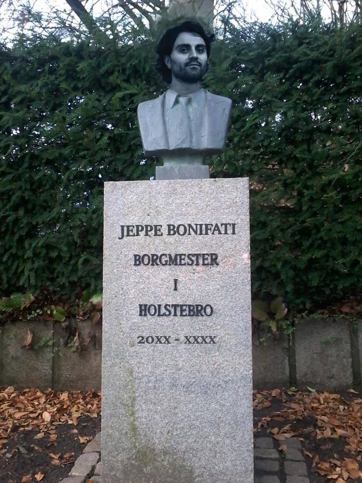 JEPPE busto