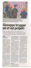 Holstebro Dagbladet, june 2017