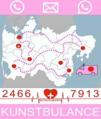 Kunstbulance_region