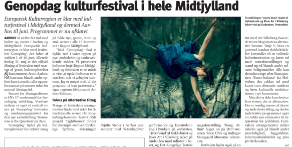 Dagbladet Holstebro, maj