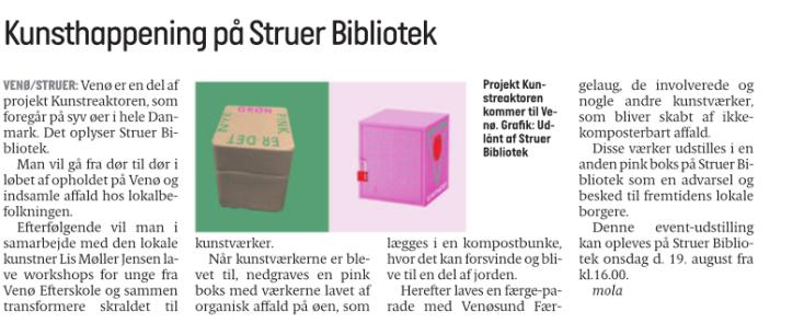 Dagbladet Struer, august 20